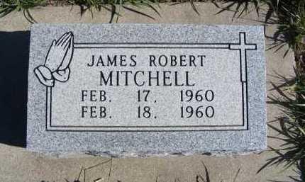 MITCHELL, JAMES ROBERT - Frontier County, Nebraska | JAMES ROBERT MITCHELL - Nebraska Gravestone Photos