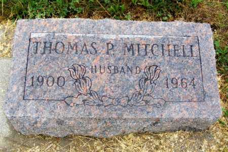 MITCHELL, THOMAS P. - Frontier County, Nebraska   THOMAS P. MITCHELL - Nebraska Gravestone Photos
