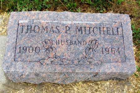 MITCHELL, THOMAS P. - Frontier County, Nebraska | THOMAS P. MITCHELL - Nebraska Gravestone Photos