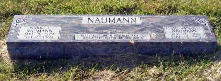 NAUMANN, RUDOLPH C. - Frontier County, Nebraska | RUDOLPH C. NAUMANN - Nebraska Gravestone Photos