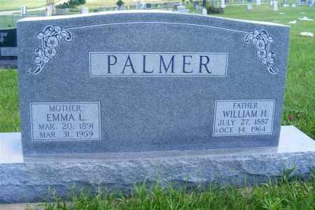 PALMER, FAMILY - Frontier County, Nebraska | FAMILY PALMER - Nebraska Gravestone Photos