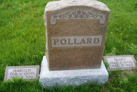 POLLARD, FAMILY - Frontier County, Nebraska   FAMILY POLLARD - Nebraska Gravestone Photos
