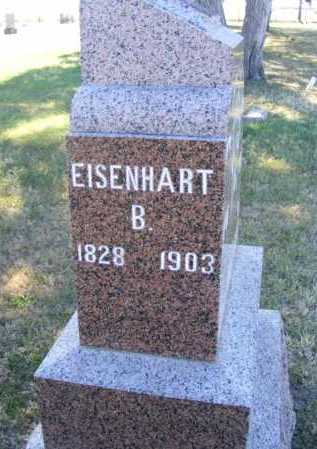PURDY, EISENHART B. - Frontier County, Nebraska | EISENHART B. PURDY - Nebraska Gravestone Photos