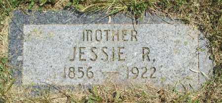ROSE REEVES, JESSIE R. - Frontier County, Nebraska | JESSIE R. ROSE REEVES - Nebraska Gravestone Photos