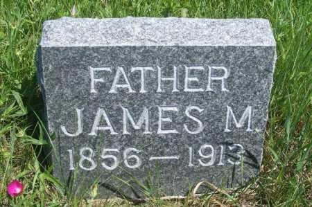 ROWLAND, JAMES M. - Frontier County, Nebraska | JAMES M. ROWLAND - Nebraska Gravestone Photos