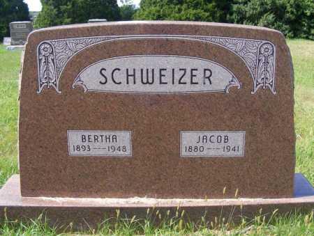 SCHWEIZER, JACOB - Frontier County, Nebraska   JACOB SCHWEIZER - Nebraska Gravestone Photos
