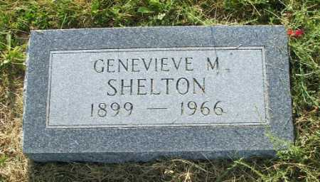 FITCH SHELTON, GENEVIEVE M. - Frontier County, Nebraska | GENEVIEVE M. FITCH SHELTON - Nebraska Gravestone Photos
