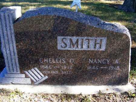 SMITH, NANCY A. - Frontier County, Nebraska | NANCY A. SMITH - Nebraska Gravestone Photos