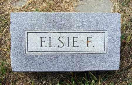 SMITH, ELSIE F. - Frontier County, Nebraska | ELSIE F. SMITH - Nebraska Gravestone Photos