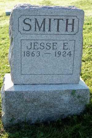 SMITH, JESSE E. - Frontier County, Nebraska | JESSE E. SMITH - Nebraska Gravestone Photos