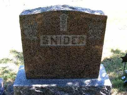 SNIDER, FAMILY - Frontier County, Nebraska | FAMILY SNIDER - Nebraska Gravestone Photos