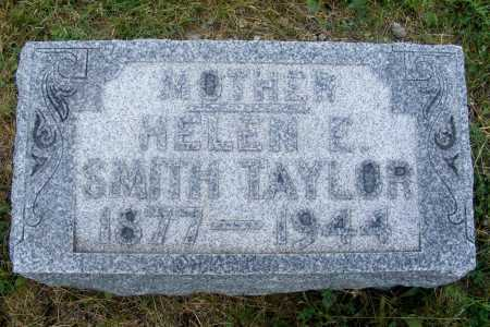 TAYLOR, HELEN E.SMITH - Frontier County, Nebraska | HELEN E.SMITH TAYLOR - Nebraska Gravestone Photos