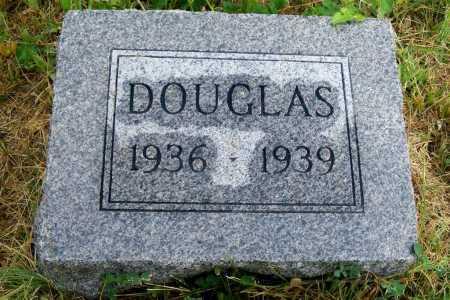 THOMALLA, DOUGLAS - Frontier County, Nebraska | DOUGLAS THOMALLA - Nebraska Gravestone Photos