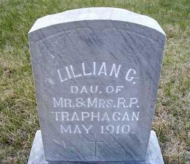 TRAPHAGAN, LILLIAN C. - Frontier County, Nebraska   LILLIAN C. TRAPHAGAN - Nebraska Gravestone Photos