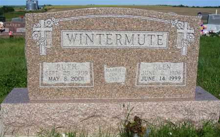WINTERMUTE, GLEN - Frontier County, Nebraska | GLEN WINTERMUTE - Nebraska Gravestone Photos