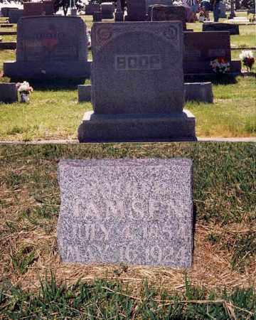 BOOP, TAMSEN - Furnas County, Nebraska | TAMSEN BOOP - Nebraska Gravestone Photos