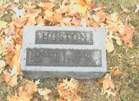 HUSTON, RUTH - Gage County, Nebraska | RUTH HUSTON - Nebraska Gravestone Photos