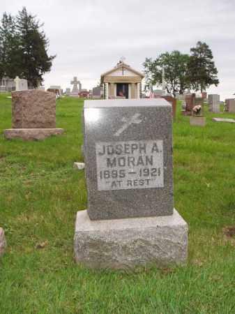 MORAN, JOSEPH A. - Gage County, Nebraska | JOSEPH A. MORAN - Nebraska Gravestone Photos