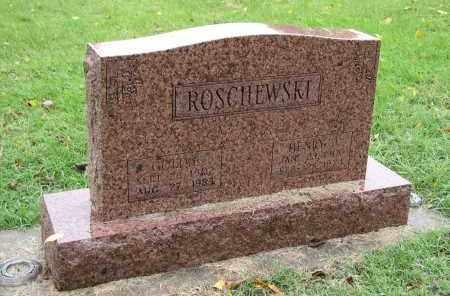 ROSCHEWSKI, GOLDIE - Gage County, Nebraska | GOLDIE ROSCHEWSKI - Nebraska Gravestone Photos