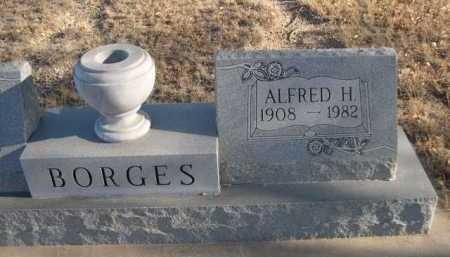 BORGES, ALFRED H. - Garden County, Nebraska | ALFRED H. BORGES - Nebraska Gravestone Photos