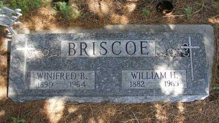 BRISCOE, WINIFRED B. - Garden County, Nebraska | WINIFRED B. BRISCOE - Nebraska Gravestone Photos