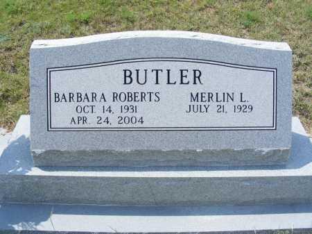 BUTLER, BARBARA - Garden County, Nebraska | BARBARA BUTLER - Nebraska Gravestone Photos