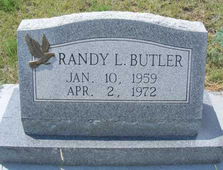 BUTLER, RANDY L. - Garden County, Nebraska   RANDY L. BUTLER - Nebraska Gravestone Photos