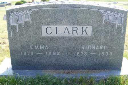 CLARK, RICHARD - Garden County, Nebraska | RICHARD CLARK - Nebraska Gravestone Photos