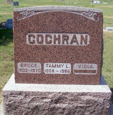 COCHRAN, BRUCE - Garden County, Nebraska | BRUCE COCHRAN - Nebraska Gravestone Photos