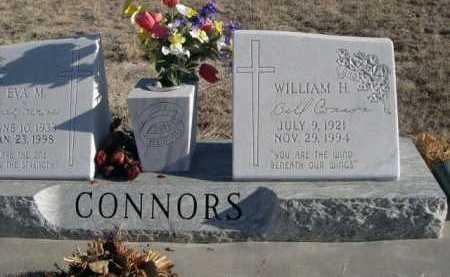 CONNORS, WILLIAM H. - Garden County, Nebraska   WILLIAM H. CONNORS - Nebraska Gravestone Photos