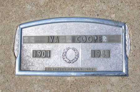 COOPER, IVA - Garden County, Nebraska | IVA COOPER - Nebraska Gravestone Photos
