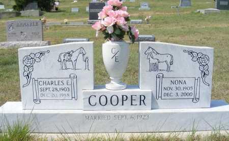 COOPER, NONA - Garden County, Nebraska   NONA COOPER - Nebraska Gravestone Photos