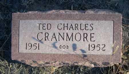 CRANMORE, TED CHARLES - Garden County, Nebraska | TED CHARLES CRANMORE - Nebraska Gravestone Photos