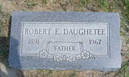 DAUGHETEE, ROBERT E. - Garden County, Nebraska | ROBERT E. DAUGHETEE - Nebraska Gravestone Photos