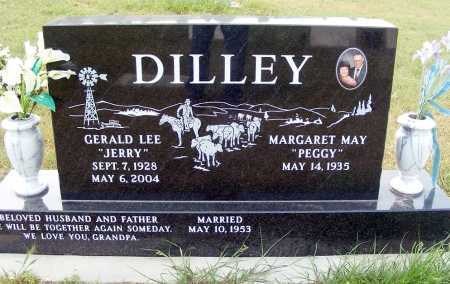 """DILLEY, MARGARET MAY """"PEGGY"""" - Garden County, Nebraska 