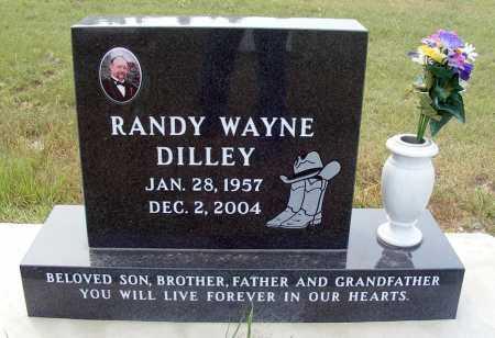 DILLEY, RANDY WAYNE - Garden County, Nebraska   RANDY WAYNE DILLEY - Nebraska Gravestone Photos