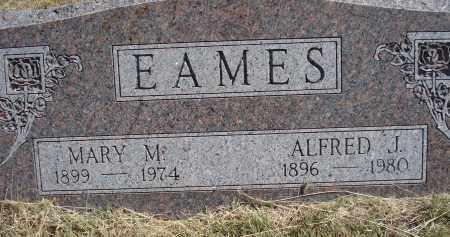 EAMES, ALFRED J. - Garden County, Nebraska | ALFRED J. EAMES - Nebraska Gravestone Photos