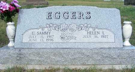 EGGERS, HELEN I. - Garden County, Nebraska | HELEN I. EGGERS - Nebraska Gravestone Photos