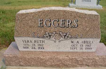 EGGERS, VERA RUTH - Garden County, Nebraska | VERA RUTH EGGERS - Nebraska Gravestone Photos