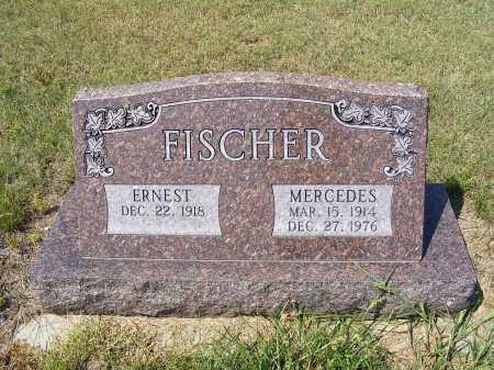 FISCHER, MERCEDES - Garden County, Nebraska   MERCEDES FISCHER - Nebraska Gravestone Photos