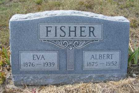 FISHER, EVA - Garden County, Nebraska | EVA FISHER - Nebraska Gravestone Photos
