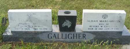 GALLIGHER, FAMILY - Garden County, Nebraska   FAMILY GALLIGHER - Nebraska Gravestone Photos