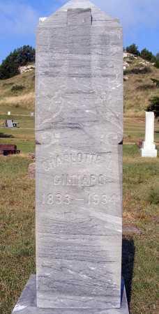 GILLIARD, CHARLOTTE L. - Garden County, Nebraska | CHARLOTTE L. GILLIARD - Nebraska Gravestone Photos