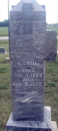 GILLIARD, W.H. - Garden County, Nebraska | W.H. GILLIARD - Nebraska Gravestone Photos