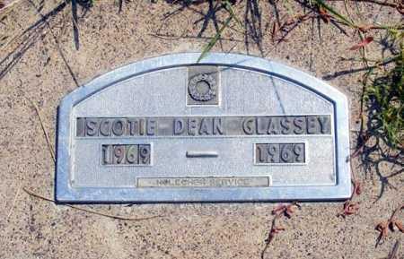 GLASSEY, SCOTIE DEAN - Garden County, Nebraska | SCOTIE DEAN GLASSEY - Nebraska Gravestone Photos