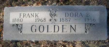 GOLDEN, FRANK - Garden County, Nebraska   FRANK GOLDEN - Nebraska Gravestone Photos