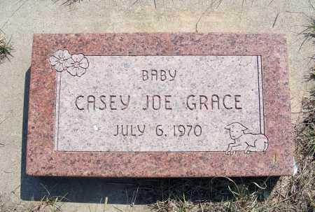 GRACE, CASEY JOE - Garden County, Nebraska | CASEY JOE GRACE - Nebraska Gravestone Photos