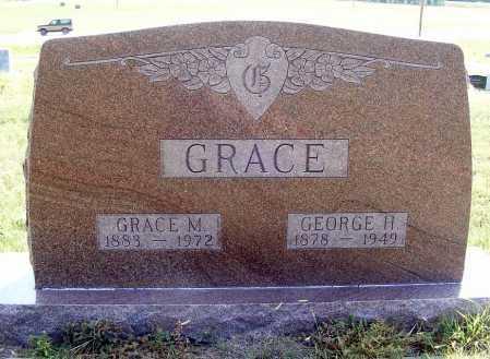GRACE, GRACE M. - Garden County, Nebraska   GRACE M. GRACE - Nebraska Gravestone Photos
