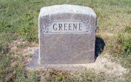 GREENE, FAMILLY - Garden County, Nebraska | FAMILLY GREENE - Nebraska Gravestone Photos