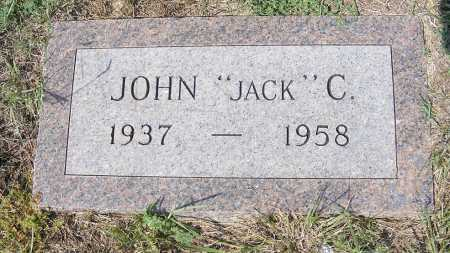 "GREENE, JOHN C.""JACK"" - Garden County, Nebraska | JOHN C.""JACK"" GREENE - Nebraska Gravestone Photos"